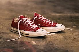 converse 70s low. after all these years, the converse chuck taylor star 70s is still considered a timeless classic that we feel will never go out of style. low