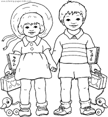 Small Picture Children Coloring Pages chuckbuttcom
