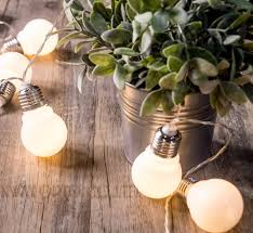Big Bulb String Lights Us 10 99 Battery Operated 20 Led Globe Christmas Festoon Fairy Lights Big Ball String Garland Lights For Holiday Wedding Party Decoration In Led