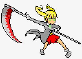 Pixel Character Template Anime Character Pixel Art Pixel Art Templates Anime Free