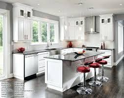 off white kitchen cabinets dark floors. White Kitchens Dark Floors Light Cabinets With 1 All Kitchen . Off T