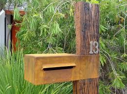 custom metal mailbox. Delighful Mailbox U201cLumb Mailboxu201d To Custom Metal Mailbox