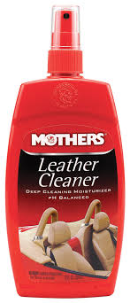 leather cleaner 8 oz tap to enlarge