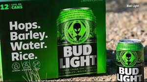 Bud Light Alien Alien Bud Light