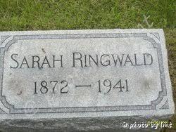 Sarah Schrock Ringwald (1872-1941) - Find A Grave Memorial