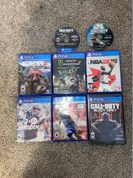 PlayStation 4 games - Video Games ...