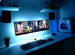 Living Room Pc Gaming Unique Design