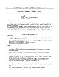 cal office manager job description office duties resume customer service job duties for resume