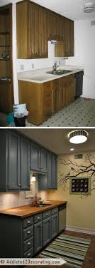 Funky Kitchen Cabinets Before And After 25 Budget Friendly Kitchen Makeover Ideas Hative