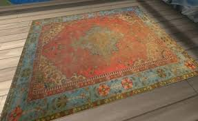 blue grey orange rug red and teal style throw rugs