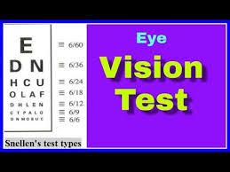 Eye Chart Actual Size Videos Matching Snellen Chart Revolvy
