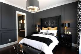 Wonderful Astounding Black And Grey Bedroom Decorating Ideas Design Ideas On Laundry  Room Set Black Bedroom Interior Designs Dramatic Yet Elegant Dark Grey