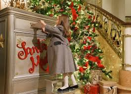 nyc hotels best holiday decorations