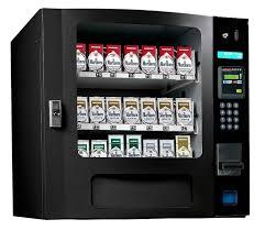 Individual Cigarette Vending Machine Custom CIG 48 Selection Tobacco Machines 48 Select Tobacco Machines CIG