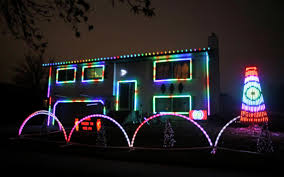 Miller Display Light Lighting Up The Night West Fargo Pioneer
