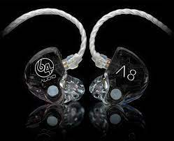 Tai Nghe Iem 64 Audio A8 Custom (Black) Giá Rẻ Nhất Tháng 10/2021