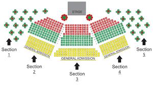 Seating Chart Online Under Fontanacountryinn Com