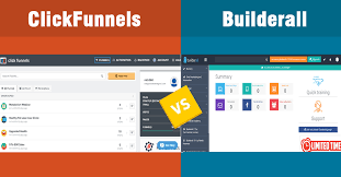 Clickfunnels Sign Up Chart Clickfunnels Plan Does Not Exist Builderall Vs
