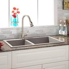 kitchen sink reviews brown granite sink stainless steel double sink granite sink reviews