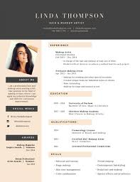 50 most professional editable resume templates for jobseekers best resume 35