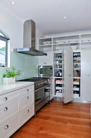 Bamboo Floors In Kitchen Refresh White Cabinets Cabinets And Kitchen Hardwood Floors