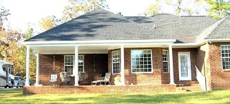 hip roof patio cover plans. Hip Roof Porch Front Covers Cover Deck Patio Plans