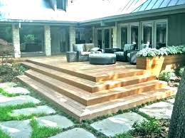 outdoor stairs ideas deck stair designs patio best about on front exterior porch pool