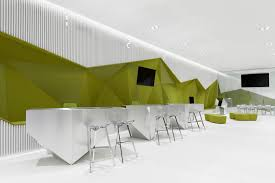 bank and office interiors. DA Architects · DSK Bank Office And Interiors