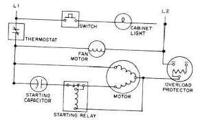 basic wiring diagram air conditioning wiring diagram air conditioning wiring diagram auto schematic source electric motor start run capacitor operation