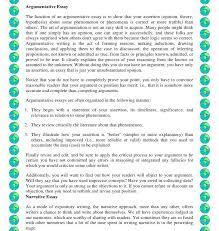 writing argumentative essays examples writing argumentative essays examples
