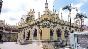 Masjid Abdul Gafoor (Mosque) in Little India, Singapore - YouTube