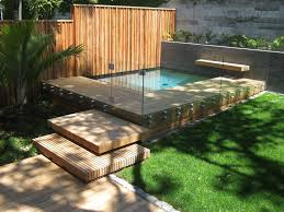 Backyard Designs With Pool Simple Plunge Pool Designed By Urbanite R Pinterest Plunge Pool Pool