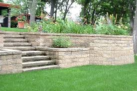 terraced retaining wall ideas backyard retaining wall designs elegant retaining wall landscaping ideas implementing retaining best set terraced wood