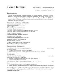 High School Student Resumes Inspiration College Resume Examples College Student Resume Templates Sample