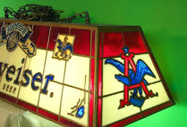 stained glass pool table lighting amazing high end billiard for home design custom lights light