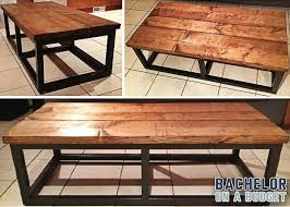 superb diy wood coffee table writehookstudio excellent diy coffee table modern with reclaimed wood look under 60