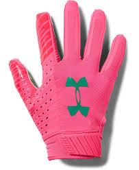 Ua Football Glove Size Chart Spotlight Le Mens Football Gloves Mojo Pink 641