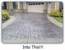 cement driveway sealer.  Cement Concrete Sealing Calgary Driveway Intended Cement Driveway Sealer H