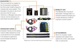 Crossover Symmetry Individual Package Athletic