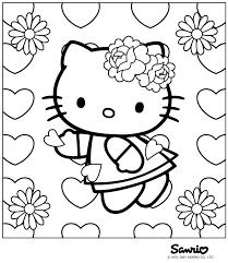 Disegni Archivi Hello Kitty Mania