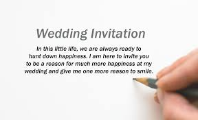 Text Invitations Indian Wedding Invitation Text Message For Friends Collection Is