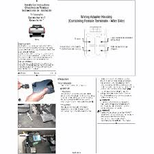 Tekonsha Brake Control Harness Fit Charts Controller Connector Tekonsha Gm 2 Plug Adapter 3016 P