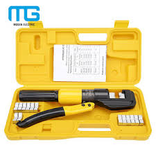 Yqk 70 Die Chart Yqk 70 Hydraulic Wire Battery Cable Lug Terminal Crimper Crimping Tool