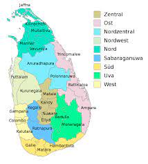 Distrikt in Sri Lanka – Wikipedia