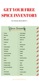 43 Best Indian Spices Images Spices Indian Food Recipes