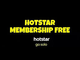 Image result for hotstar free subscription