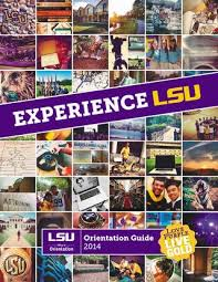 Experience Lsu 2014 By Lsu Division Of Student Affairs Issuu