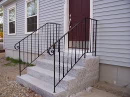 external handrails for steps uk. cool railings for steps indoor stair straight black railings: extraordinary external handrails uk