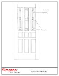 glass wood panel drawings