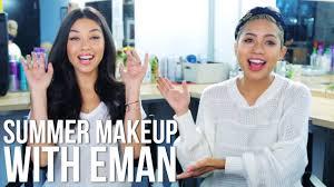 best summer makeup tutorial makeupbyeman s makeup tips the fashion statement w amy pham
